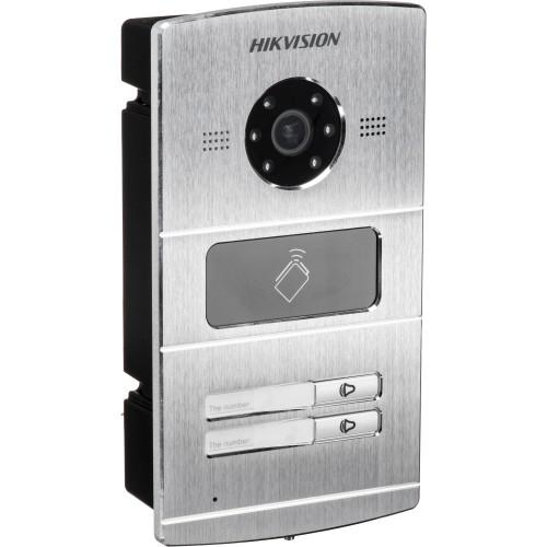 DS-KV8202-IM Hikvision IP вызывная 2-х абонентская панель