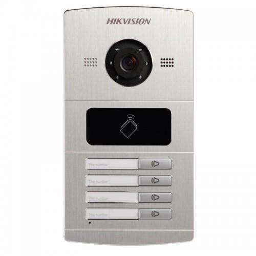 DS-KV8402-IM Hikvision IP вызывная панель на 4 абонента