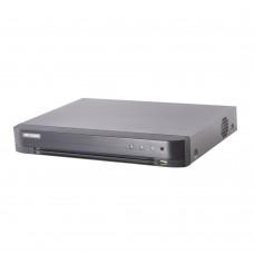 DS-7208HQHI-K2/P Hikvision (PoC) 8-канальный Turbo HD видеорегистратор