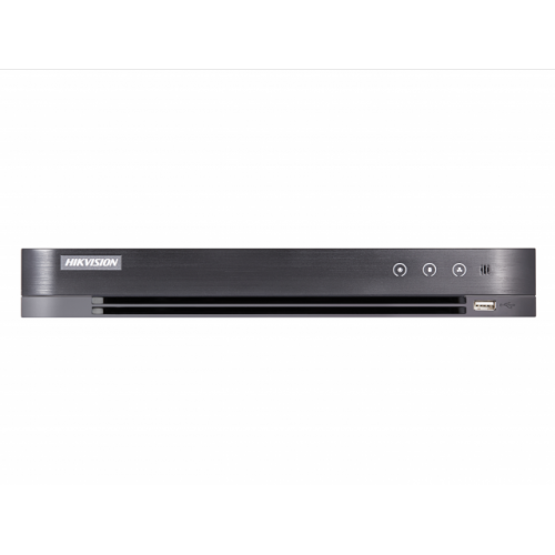 Hikvision DS-7204HQHI-K1/P (PoC) 4-канальный Turbo HD видеорегистратор
