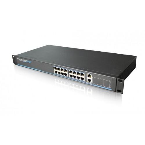 UTP3-SW16-TP300 Utepo управляемый POE коммутатор 16 портов