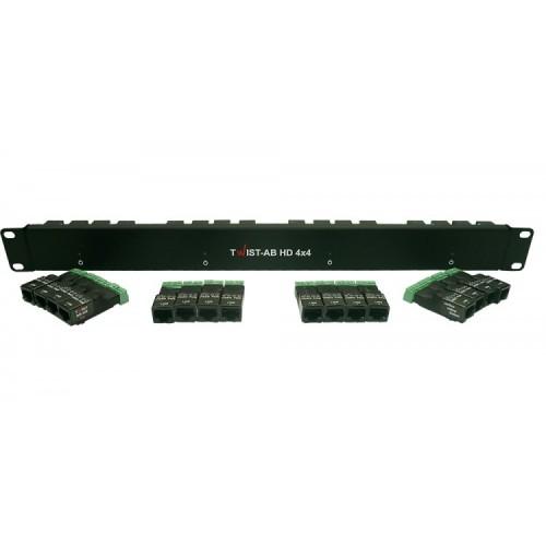 AB-HD-4x4 TWIST комплект усилителей
