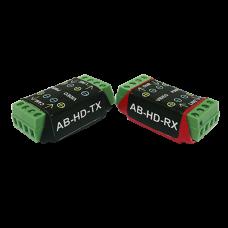 AB-HD-TB TWIST комплект усилителей видеосигнала