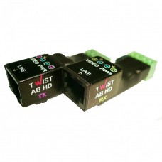 AB-HD TWIST комплект усилителей видеосигнала
