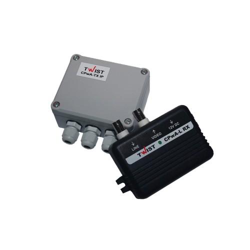 CPwA-H TWIST комплект усилителей видеосигнала