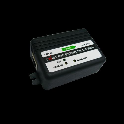 PE-100 TWIST удлинитель Ethernet и PoE